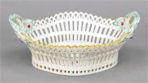 Decorative bowl, KPM Berlin, m