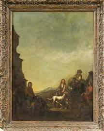 Michelangelo Cerquozzi (1602-