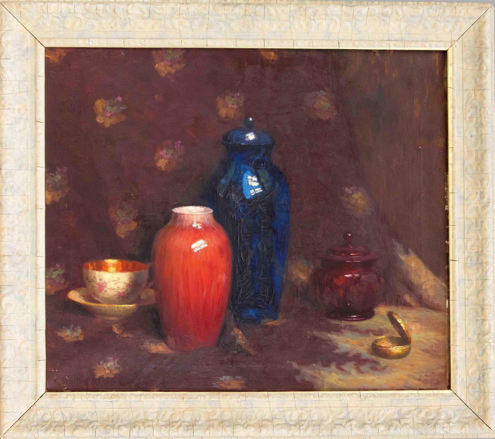 K. Stein-Kirchen, painter aro
