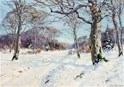 Ejnar Thornvig Danish painte