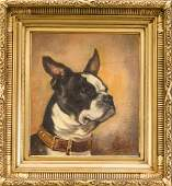 T. Brun, animal painter at th