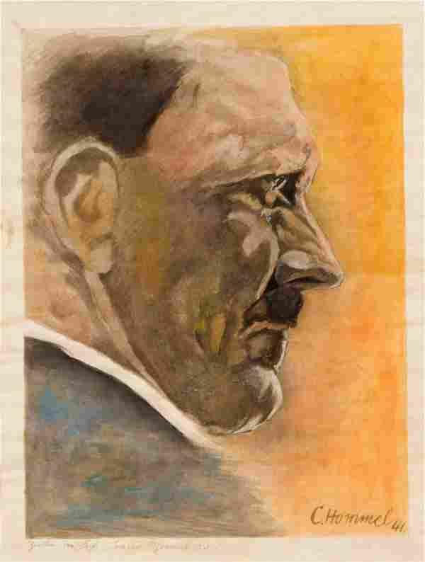 Conrad Hommel (1883-1941), po