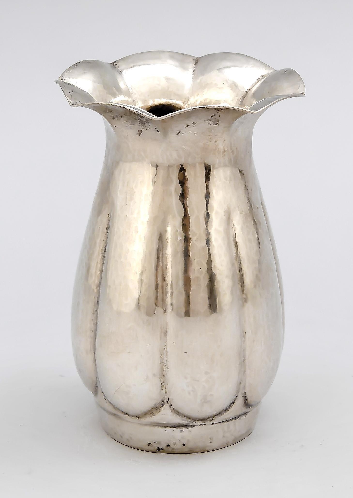 Art Déco Vase, German, ar