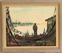 Roald Hansen (* 1938), Danish