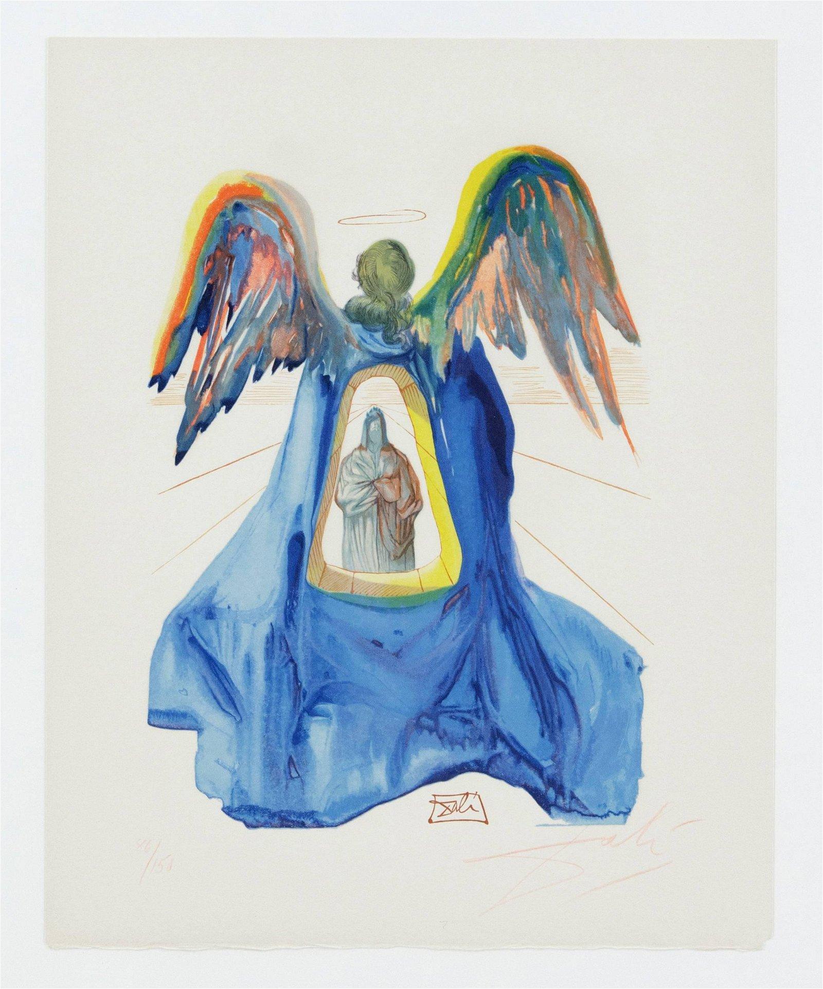 Salvador Dali (1904-1989), col