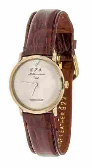 Jaeger leCoultre men's watch, C.F.