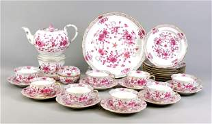 Tea set for 8 persons, 28 pieces, M