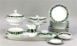 Dinner service, 22-piece set, Meiss
