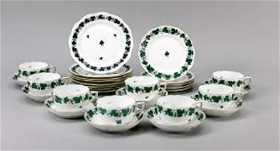Tea service for 8 persons 29 piece