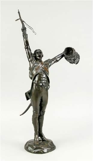 Ch. Richeleu, French sculptor of th