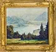Otto Pippel (1878-1960), ''Blick au