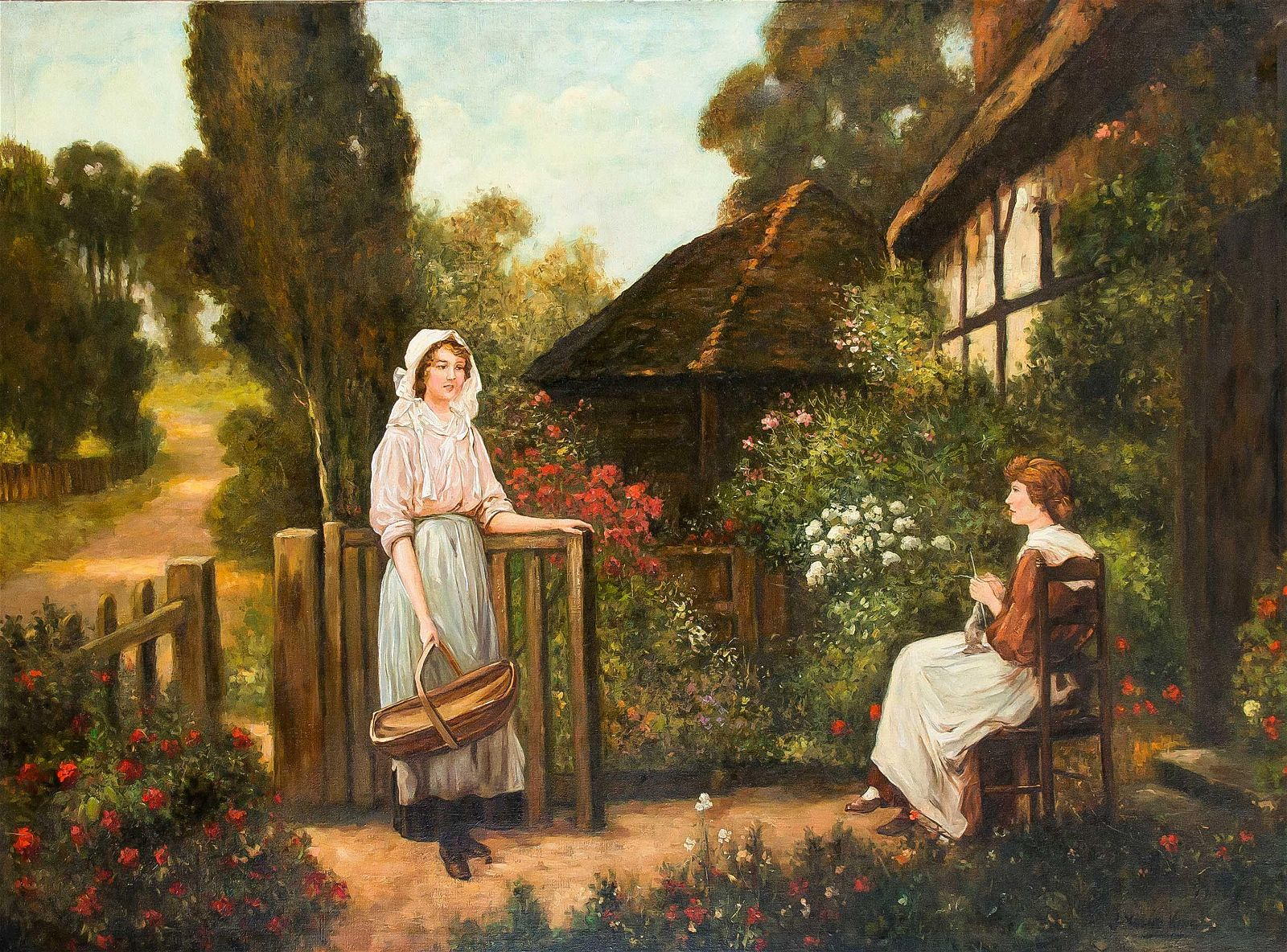Henry John Yeend King (1855-1924),
