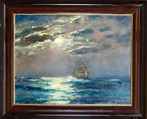 Otto Lmmerhirt 1867 Sailor on