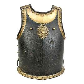 Breastplate of a French cuiras