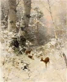 Alexander Koester (1864-1932), two d