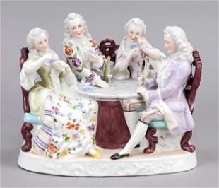 Card player, Elbogen, Bohemia,