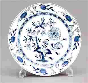 Large plate, Meissen, Marcolin