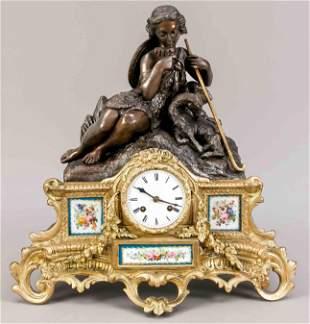 French. Figure pendulum, 1st h