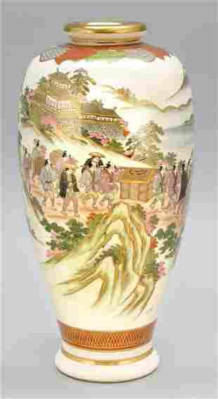 Satsuma vase, Japan, early 20t