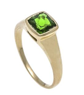 Diopside ring GG 375/000 with