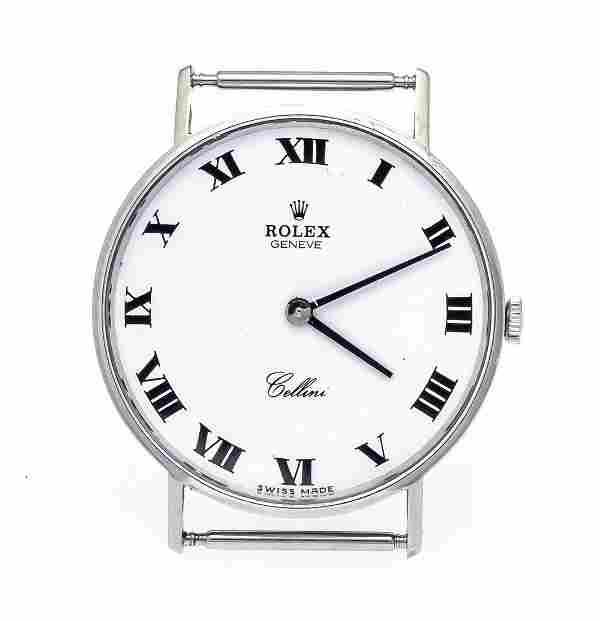 Rolex Cellini, WG 750/000, man