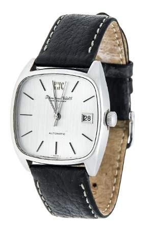 IWC men's watch automatic, ste