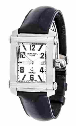 Charriol Kolumbus men's watch,