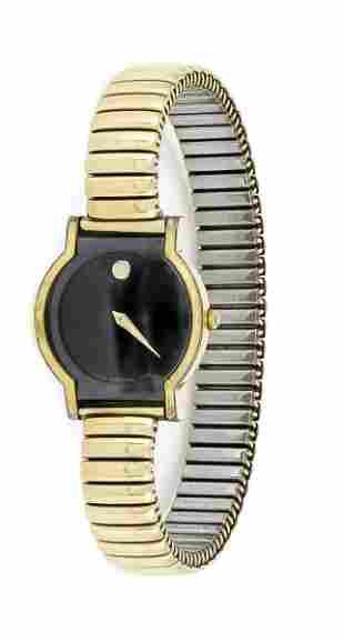 Ladies quartz watch, Movado Mu