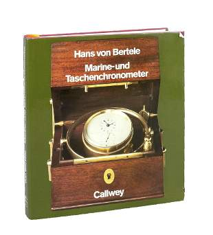 Watch book marine and pocket c