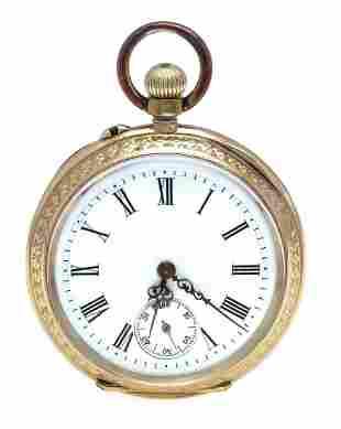 Ladies pocket watch GG 585/000