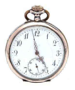 open men's pocket watch 800/00