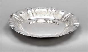 Round bowl, USA, 20th c., make