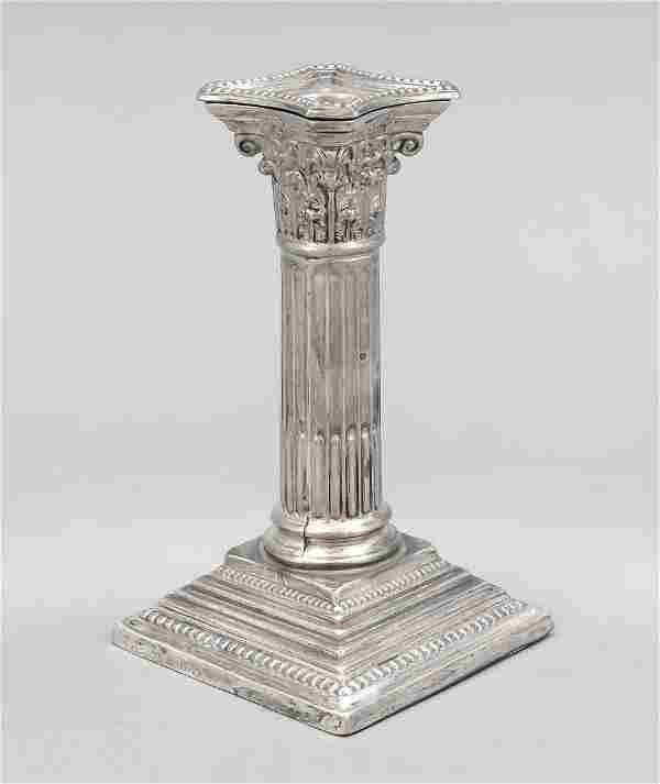 Candlestick, England, 1897, ma