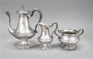 Three-piece Historicist coffee