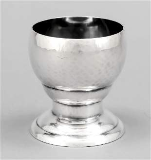 Small Art Deco footed bowl, Ge