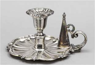Single handed candlestick, Eng