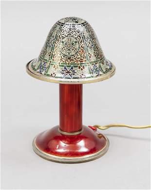 Small table lamp, Austria, ear