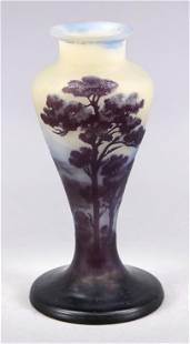 Vase, France, beginning of the 20th