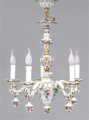 Ceiling lamp, w.Thuringia, end of 20