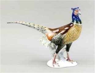 Prancing pheasant, Rosenthal, design