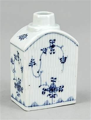 Tea caddy, w. Thuringia, 18th/19th c