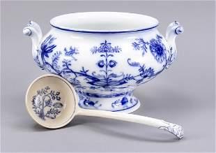 Punch bowl, Villeroy & Boch Dresden,