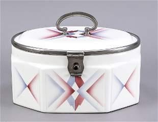 Art deco box, w. Thuringia, 1920s, c