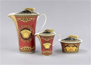 Coffee centerpiece, 3 pcs, Rosenthal