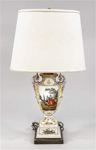 Table lamp, w. Helena Wolfsohn, Dres