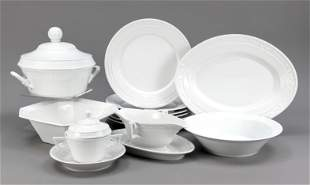 Dinner service for 6 persons, 29 pie
