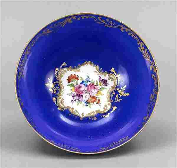 Round bowl, Potschappel, Dresden, 20