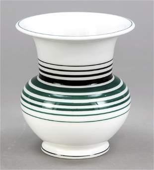 Vase, KPM Berlin, mark 1962-1992, 1s