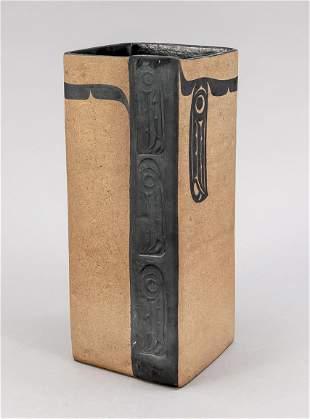 Ceramic vase, late 20th century, sim
