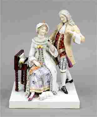 Group of figures, Rudolstadt, Thurin